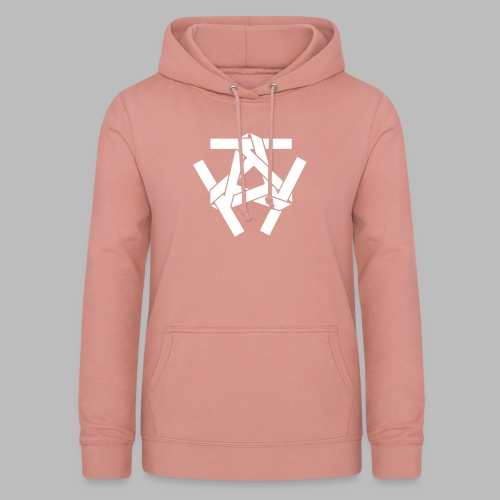 KKK-Logo-vektor - Frauen Hoodie