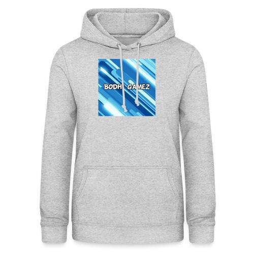 mijn logo YT - Vrouwen hoodie
