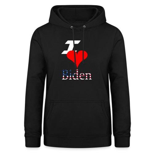 I love Biden - Vrouwen hoodie