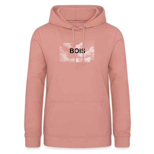 BOIS HÆTTETRØJE - Dame hoodie