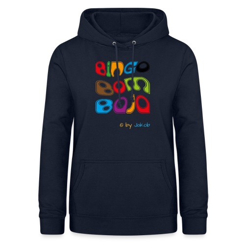 Bingobombaja - Frauen Hoodie