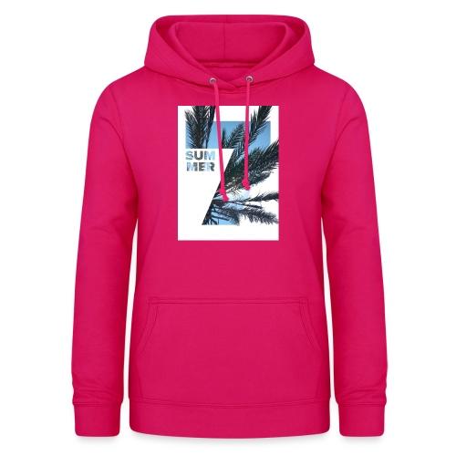 Summertime - Vrouwen hoodie