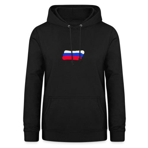 Russland - Frauen Hoodie