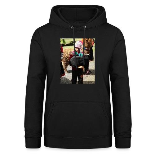 PERU - Sudadera con capucha para mujer