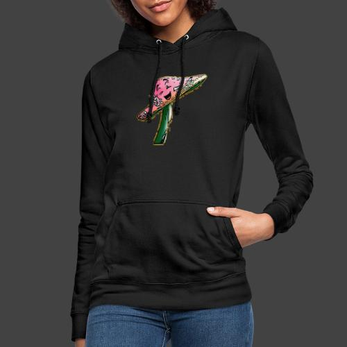 Finkianer Pilz - Frauen Hoodie