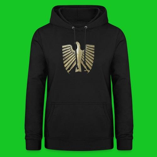 Bundesadler Kupfer - Vrouwen hoodie