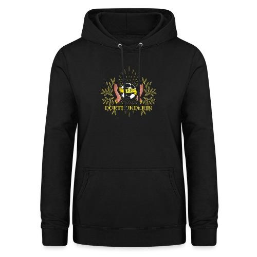 100% Dortmunderin - Frauen Hoodie