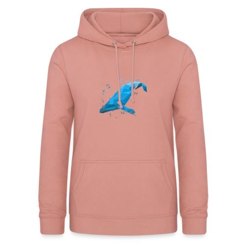 Wal Buckelwal Blauwal Naturschutz - Frauen Hoodie