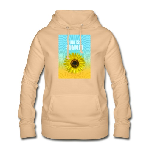 sunflower endless summer Sonnenblume Sommer - Women's Hoodie