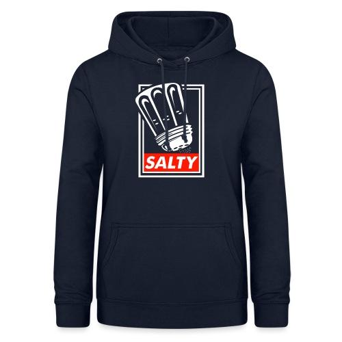 Salty white - Women's Hoodie