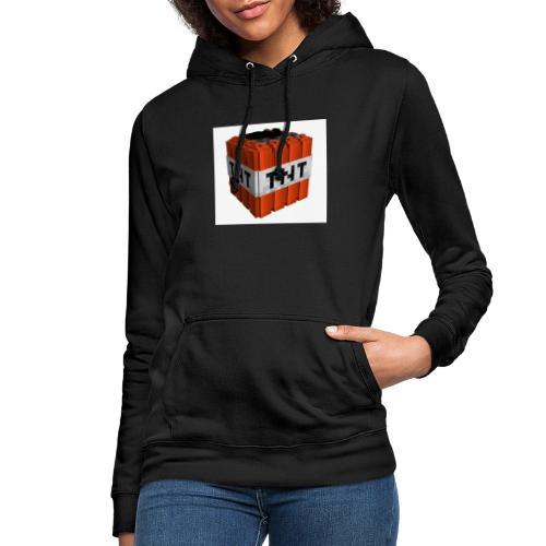 tnt block - Vrouwen hoodie