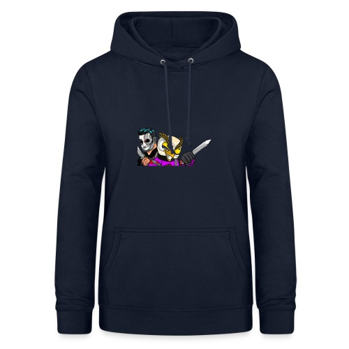 Black ops Extreme merch both my GTA characters - Women's Hoodie
