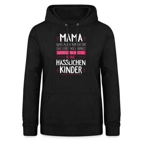Mama - Kinder <3 - Frauen Hoodie