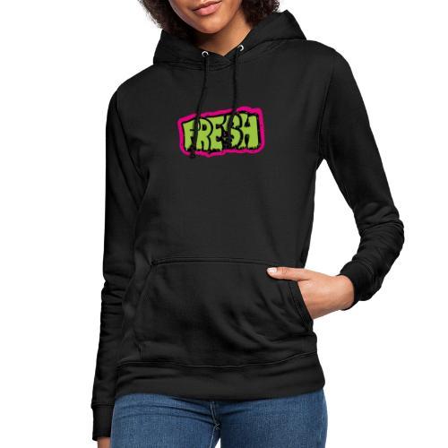 Fresh - Vrouwen hoodie