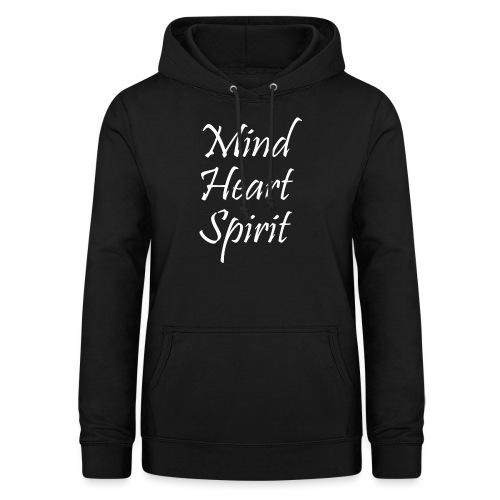 Mind Heart Spirit - Women's Hoodie