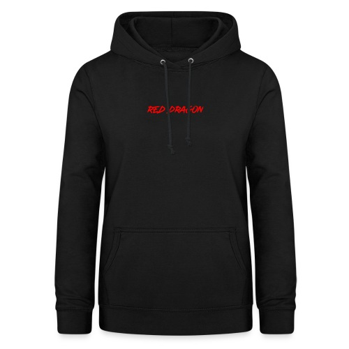 Red Dragon - Vrouwen hoodie