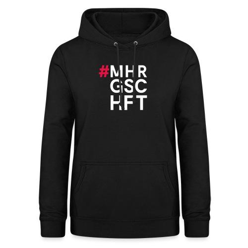 #MHR GSCHFT - Frauen Hoodie