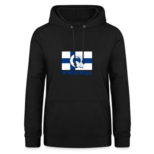 Suomi WWG1WGA - Naisten huppari
