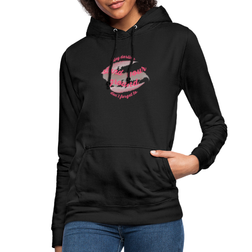 Do not forget to stand your ground - Women's Hoodie
