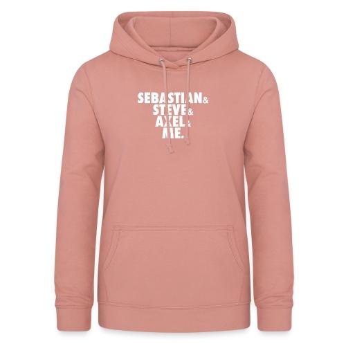 BEATSAUCE House Mafia T-shirt - Felpa con cappuccio da donna
