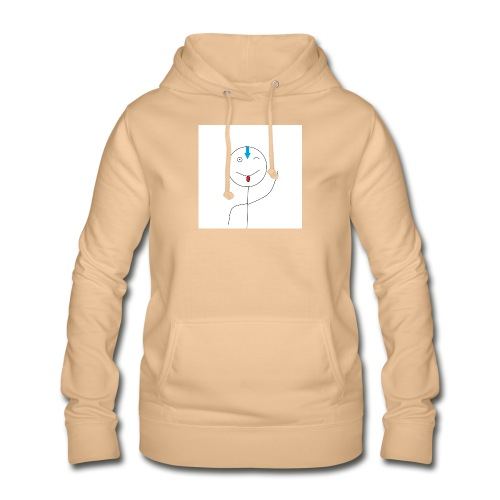 avatar stick man cover 6/6s - Dame hoodie