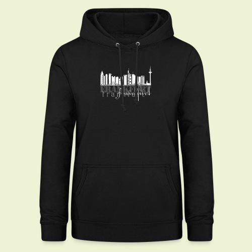 FFM - Frankfurt Skyline - Frauen Hoodie