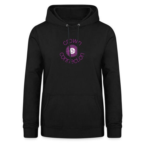 Crown Connection Logo - Women's Hoodie