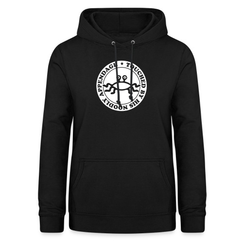 Touched by His Noodly Appendage - Women's Hoodie