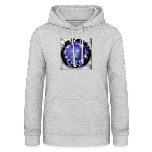 Hyperspace potato Blue Orb - Women's Hoodie