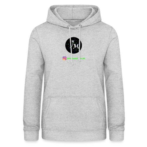 jminformation-Logo - Frauen Hoodie