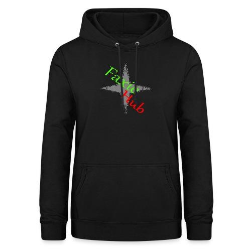 FaxieHub - Dame hoodie