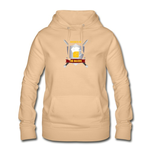 Knights of The Bajers - Dame hoodie