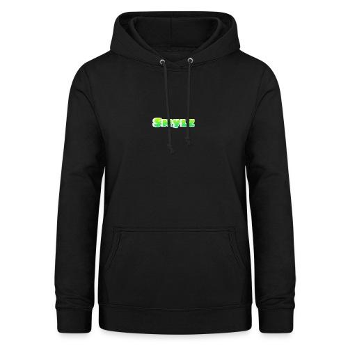 Smylz logo - Luvtröja dam