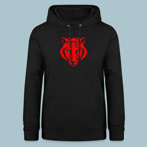 sixxam tijger 1000px - Vrouwen hoodie