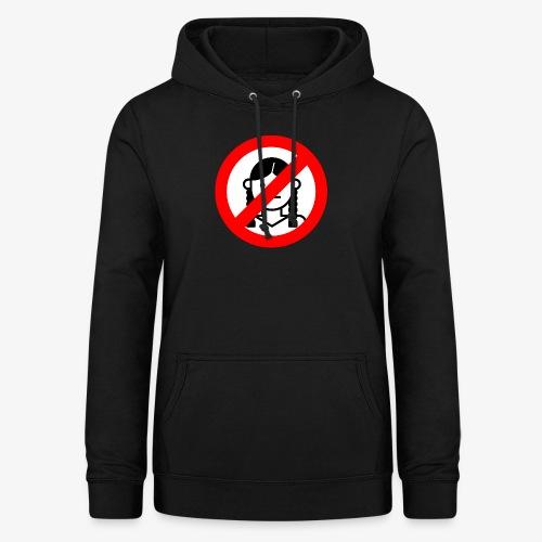 Das Ironie Greta Shirt - Frauen Hoodie