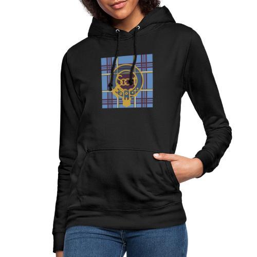 pride of scotland kilt - Frauen Hoodie