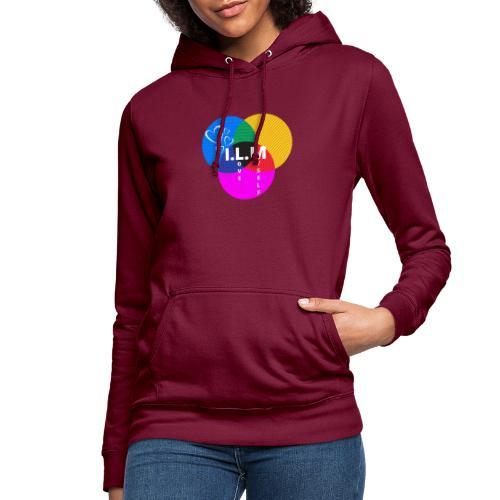 I love myself - logo - Dame hoodie