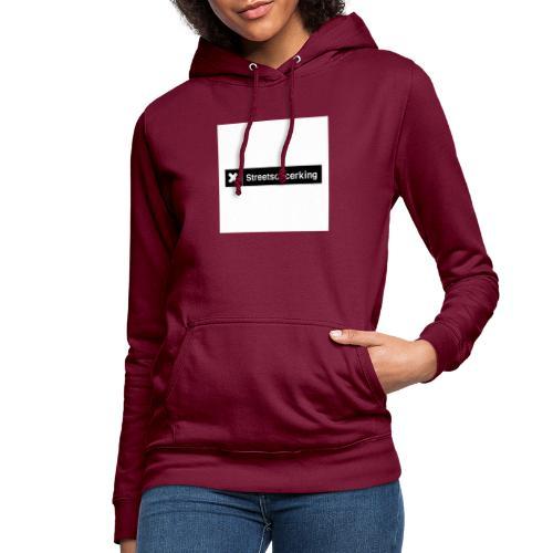 Streetsoccerking - Vrouwen hoodie