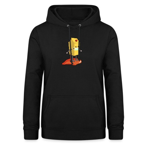 OWASP Juice Shop Bot (Corona-Edition) - Frauen Hoodie
