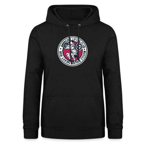 Lifter Club - Vrouwen hoodie