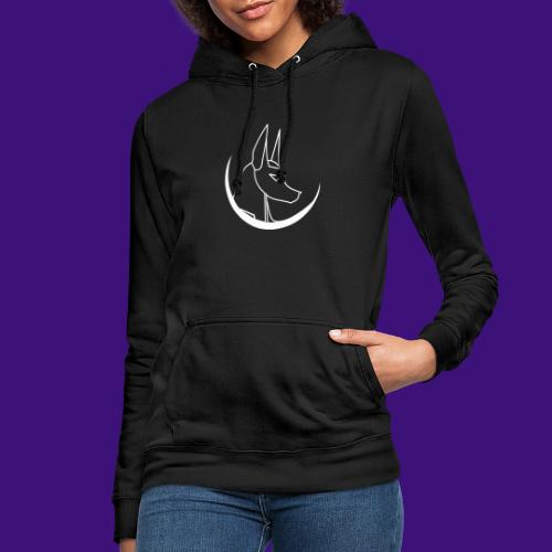 ThVoid Logo Weiß - Frauen Hoodie