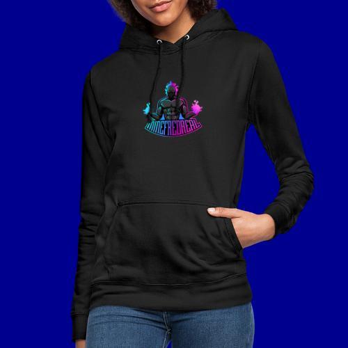 Minefred Real Logo - Frauen Hoodie