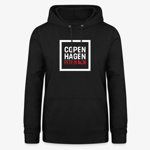 Copenhagen Fetish Men Jacket - Dame hoodie