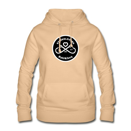 StrikeLovers Circle Vector - Frauen Hoodie