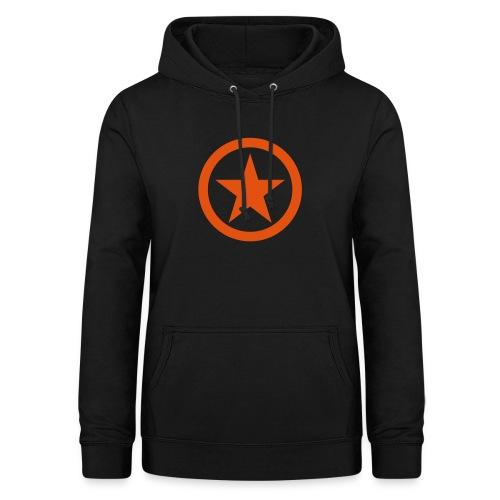 ster logo - Vrouwen hoodie
