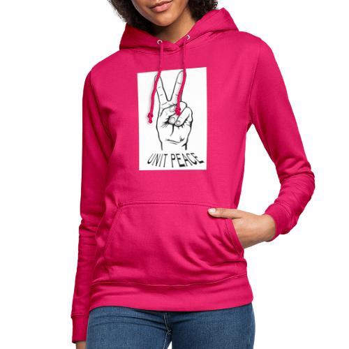 unit peace - Frauen Hoodie