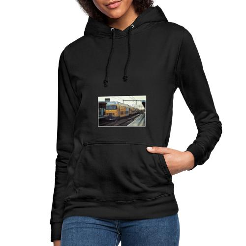Dubbeldekker in Almere Buiten - Vrouwen hoodie