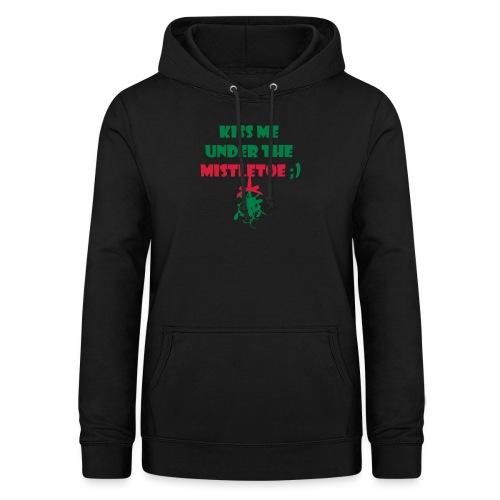 mistletoe - Frauen Hoodie