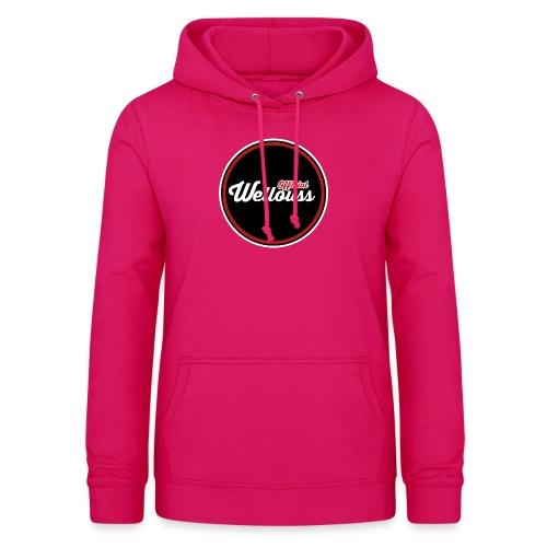 Wellouss Fan T-shirt | Rood - Vrouwen hoodie