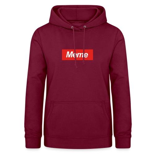 D-fault Meme Shirt - Vrouwen hoodie